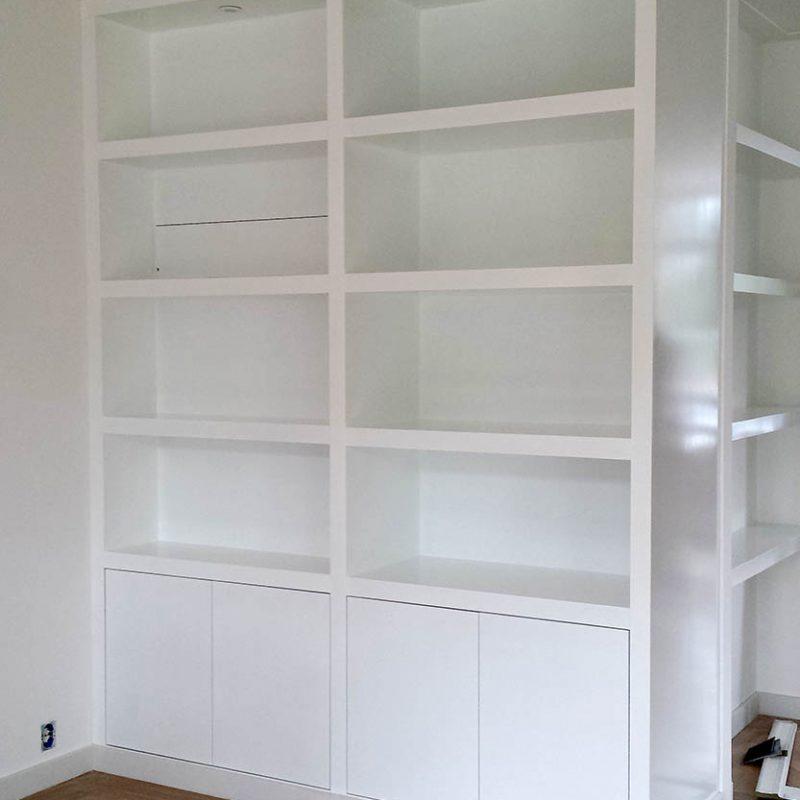 Boekenkasten | Ensuite