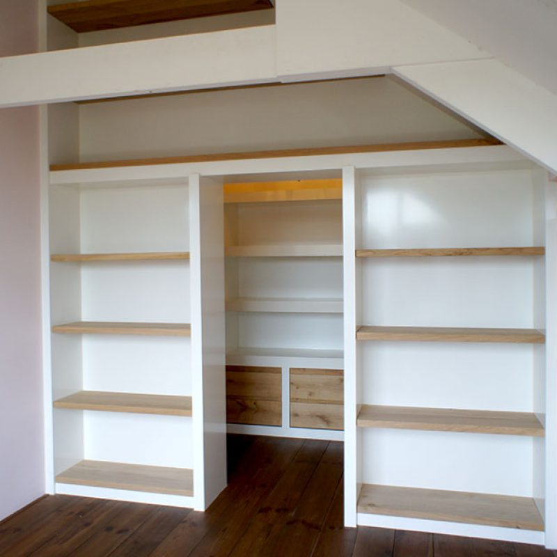 Walk in Closet – Project
