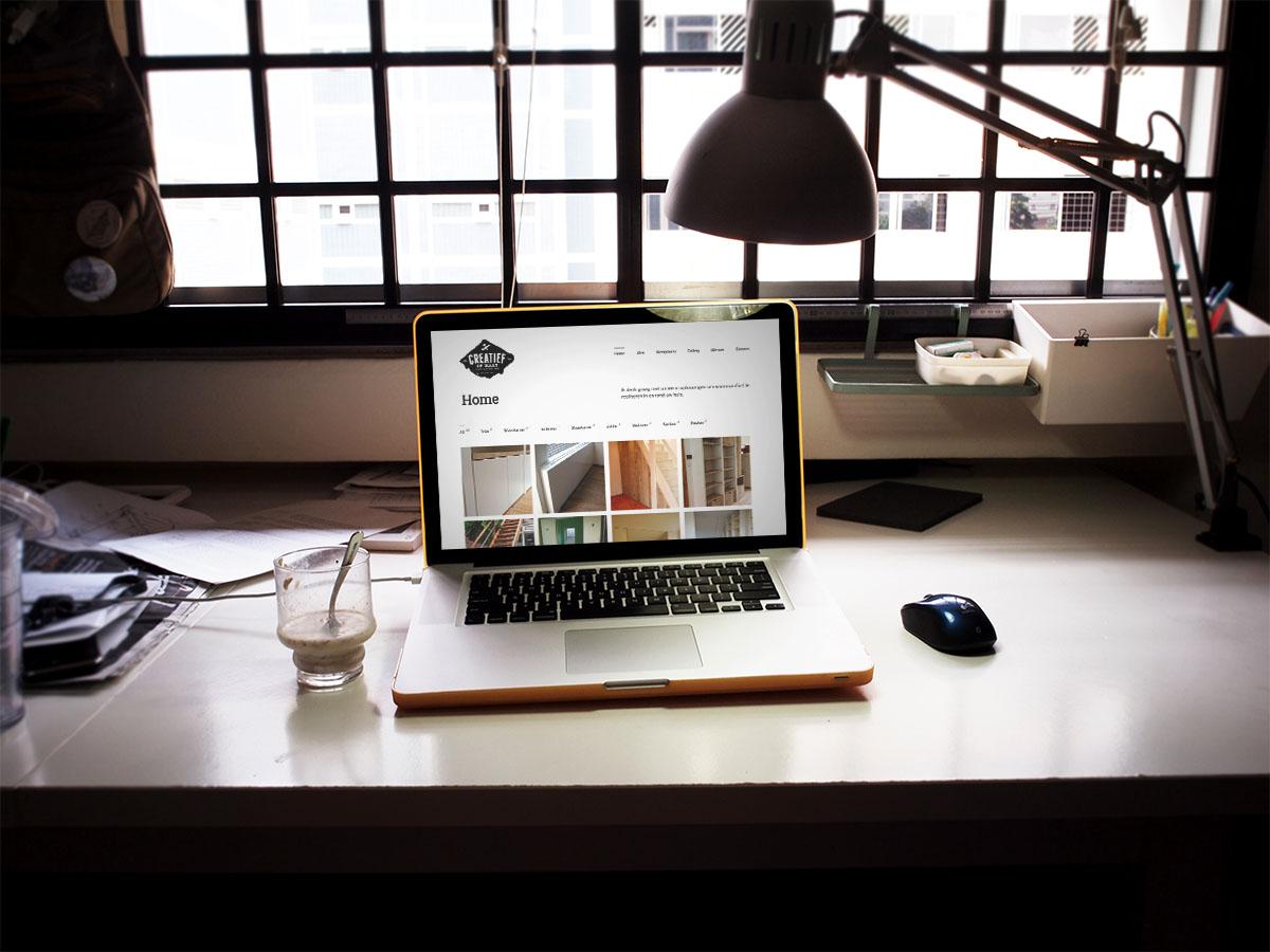 Nieuwe site Creatief op Maat!